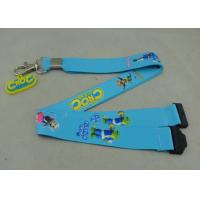 Buy cheap Sublimation Promotional Lanyards Customizable Badge Holders Lanyards from wholesalers