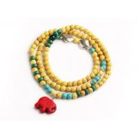 Buy cheap Fashion turquoise bracelet beaded woman Jewelry wholesale from China very low MOQ from wholesalers