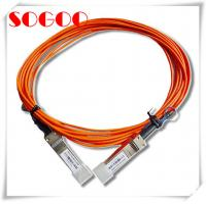 Buy cheap Ethernet Active Optical Cable 10G SFP Transceiver Module 2m 10m 3m 5m product