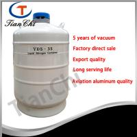 Buy cheap 35L Liquid nitrogen transport tank 50 mm Caliber cacuum container manufacturer from wholesalers