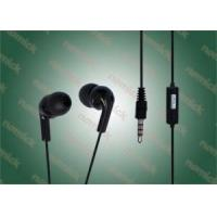 Buy cheap (EP-162)3.5mm Stereo Earphone with MIC In-Ear Headphones for MP3 Mobile Phone from wholesalers