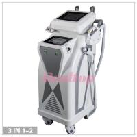 Buy cheap E-light+RF+LASER Beauty Equipment Multifunctional Beauty Machine from wholesalers