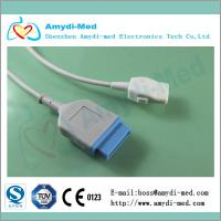 Buy cheap GE 11 pin to masimo LNOP probe spo2 adapter cable product