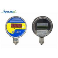 Buy cheap Intelligent Digital Pressure Controller , High Accuracy Precision Pressure Gauge from wholesalers