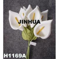 Buy cheap Foam calla lily,hand craft flower from wholesalers