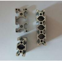 Buy cheap Silvery Anodized Industrial Aluminium Profile from wholesalers