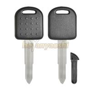 Buy cheap Durable Suzuki Duplicate Car Keys , Sz12 Brass Blade Transponder Key Shell product