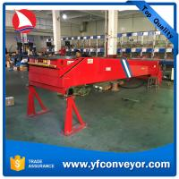 Buy cheap Telescopic Belt Conveyor/Boom Conveyor with Ramp from wholesalers