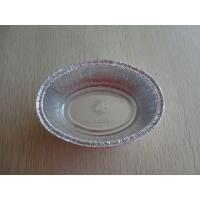 Buy cheap Kitchen Oval Roaster Aluminum Foil Cake Pans For business organizations from wholesalers