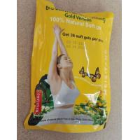 Buy cheap MZT Botanical Gold Version Slimming Weight Loss Soft Gel Herbal Slimming Natural Lose Weight Capsule from wholesalers