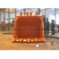 Buy cheap 1-8m3 Excavator Rock Bucket Heavy Duty Type For Light Working Environment from wholesalers
