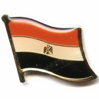 Buy cheap Czech flag pin,flag lapel pin,promotion gifts from wholesalers