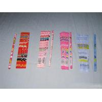 Buy cheap PVC Pencil Packing Use Printed Shrink Film , Shrink Wrapping Film For Pencil from wholesalers