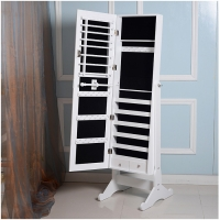 Buy cheap E1 MDF Mirror Jewelry Armoire from wholesalers