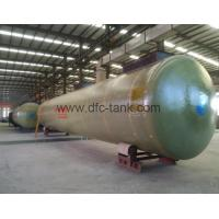Buy cheap Double Layers Buried Oil Tank from wholesalers