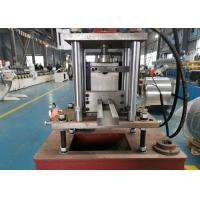 Buy cheap Quick Change 0.6 - 1.8mm Roller Shutter Door Roll Forming Machine 380v / 50hz from wholesalers
