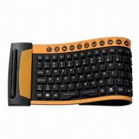 China Flexible Wireless Keyboard on sale