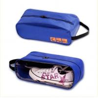 Buy cheap promotional bag clips Waterproof Shoe Travel Storage Bag Shoe Tote bag from wholesalers