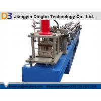 Buy cheap 7.5kw 12 Stations Shutter Door Roll Forming Machine For Rolling Steel Doors from wholesalers