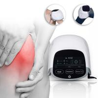 Buy cheap Knee Pain Relief Laser Therapy Machine ABS Material With Heating Airbag Massage from wholesalers