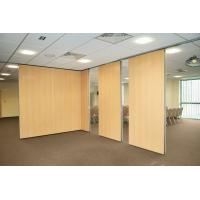 Buy cheap Modular Room Insulation Movable Sound Proof Partition Wall 20mm Thickness from wholesalers