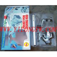 Buy cheap pen fishing rod-open fishing reel 2 from wholesalers