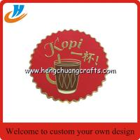 Buy cheap Promotional items china supplier supply hard enamel fridge magnets,epoxy Magnets For Fridge product