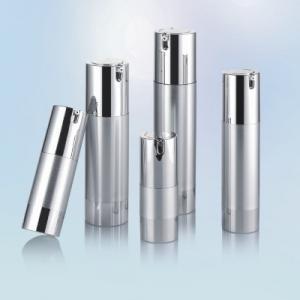 Buy cheap Airless Mist Sprayer Hide Away makeup pump bottle 50ml 80ml 100ml product