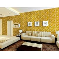 Buy cheap Artificial Stack Stone 3D Decorative Wall Panels / Textured Wall Decoration Material for Home from wholesalers