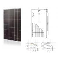 Buy cheap Photovoltaic Module 260W low-light performance, 18%-20% efficiency solar cells product