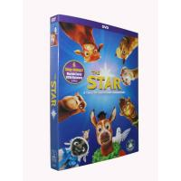 China The Star 2018 newEST cartoon dvd movie disney The Star children dvd box set Tv show with slipcover on sale