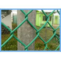 Buy cheap Extruded Chain Link Fence Privacy Screen / SlatsPVC Coated For Border Fencing from wholesalers