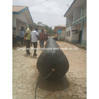 Buy cheap dia200-3000mm rubber and nylon fabric pneumatic tubular form, culvert balloon inflated rubber balloon from wholesalers