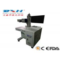Buy cheap Co2 IPG Laser Source Automatic Laser Marking Machine For Plastic EZCAD Control Software from wholesalers