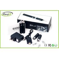 Buy cheap No Leaking 1.6ml Evod Atomizer E Cig 650mAh 800puffs – 900puffs With Big Vapor from wholesalers