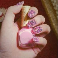 Buy cheap 3D Full Cover Caviar Nail Art Charming Lovely Artificial Nail For Wedding from wholesalers