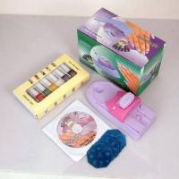 Buy cheap PORTABLE DIY NAIL ART STAMPING PRINTING MACHINE from wholesalers