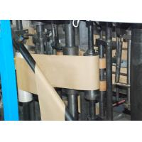 Buy cheap Servo System Automatic Paper Bag Manufacturing Machine for Food Packaging Bags Production from wholesalers
