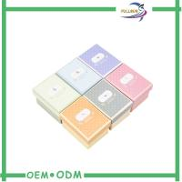 Buy cheap Printed Lamination Paper Gift Boxes Handmade Small Cardboard Gift Boxes from wholesalers