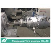 Buy cheap Low Density LLDPE Pipe Extrusion Equipment , Plastic Tube Extrusion Machines from wholesalers