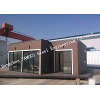 Buy cheap Containerized Classroom/Office Units Modular Container House Expansion Project On School Existing Buildings from wholesalers