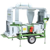 Buy cheap High Purity Double Air Screen Cumin Sesame Seed Cleaning Machine from wholesalers