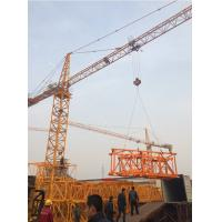Buy cheap Qtz100(TC6010) Tower Crane with Max.Load 6t Jib length 60m China from wholesalers