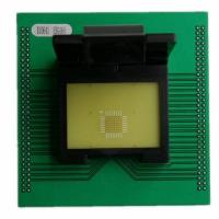 Buy cheap EBGA64 memory flash ic socket adapter for up-818 up-828 from wholesalers