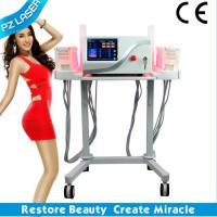 Buy cheap PZ LASER CE 650nm 808nm portable lipo laser for sale from wholesalers