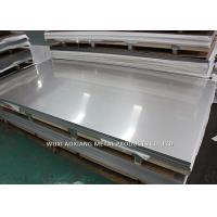 Buy cheap AISI Cold Rolled 304 Stainless Steel Sheet Thickness 0.3 - 3.0MM Multiple Finish from wholesalers