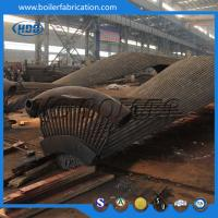 Buy cheap Horizontal Cyclone Separators Carbon Steel Dust Collection Circulating Fluidized Bed Technology from wholesalers