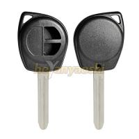 Buy cheap Suzuki 2 Button Remote Key Shell Smooth Surface Black Remote Key Case product