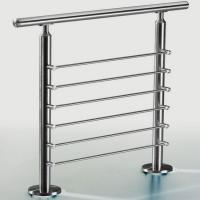 Buy cheap New arrival Terrace balustrade stainless steel wire rod railing from wholesalers
