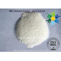 Buy cheap Cutting Cycle Steroid Supplements Bodybuilding Primobolone Methenolone Acetate CAS 434-05-9 from wholesalers